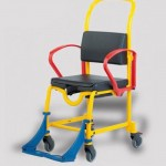 Παιδικό αναπηρικό αμαξίδιο μπάνιου AUGSBURG