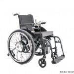 Ηλεκτροκίνητο αναπηρικό αμαξίδιο E-fix