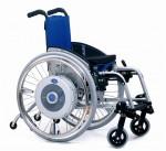 Ηλεκτροκίνητο αναπηρικό αμαξίδιο E-motion