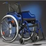Χειροκίνητο αναπηρικό αμαξίδιο FINESS