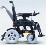Ηλεκτροκίνητο αναπηρικό αμαξίδιο W1018-LIMBER